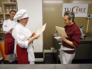 13 Gruppo del corso amatoriale anno 2015 a Tu Chef