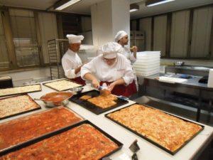 11 Gruppo del corso amatoriale anno 2015 a Tu Chef