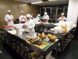 7 Gruppo del corso amatoriale anno 2015 a Tu Chef