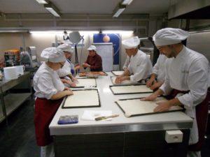 5 Gruppo del corso amatoriale anno 2015 a Tu Chef