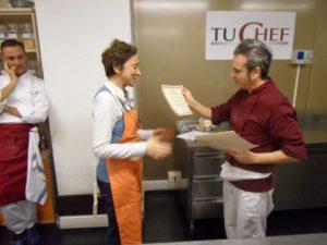 27 Gruppo del corso amatoriale anno 2015 a Tu Chef