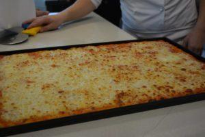 Corso Professionale di pizza alla teglia per classe araba 2