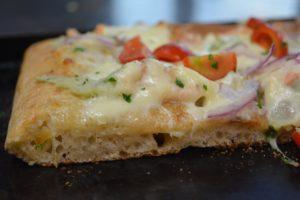 Corso Professionale di pizza alla teglia per classe araba 8