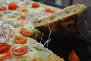 Corso Professionale di pizza alla teglia per classe araba 6
